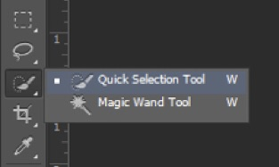 Где находится волшебная палочка фотошоп