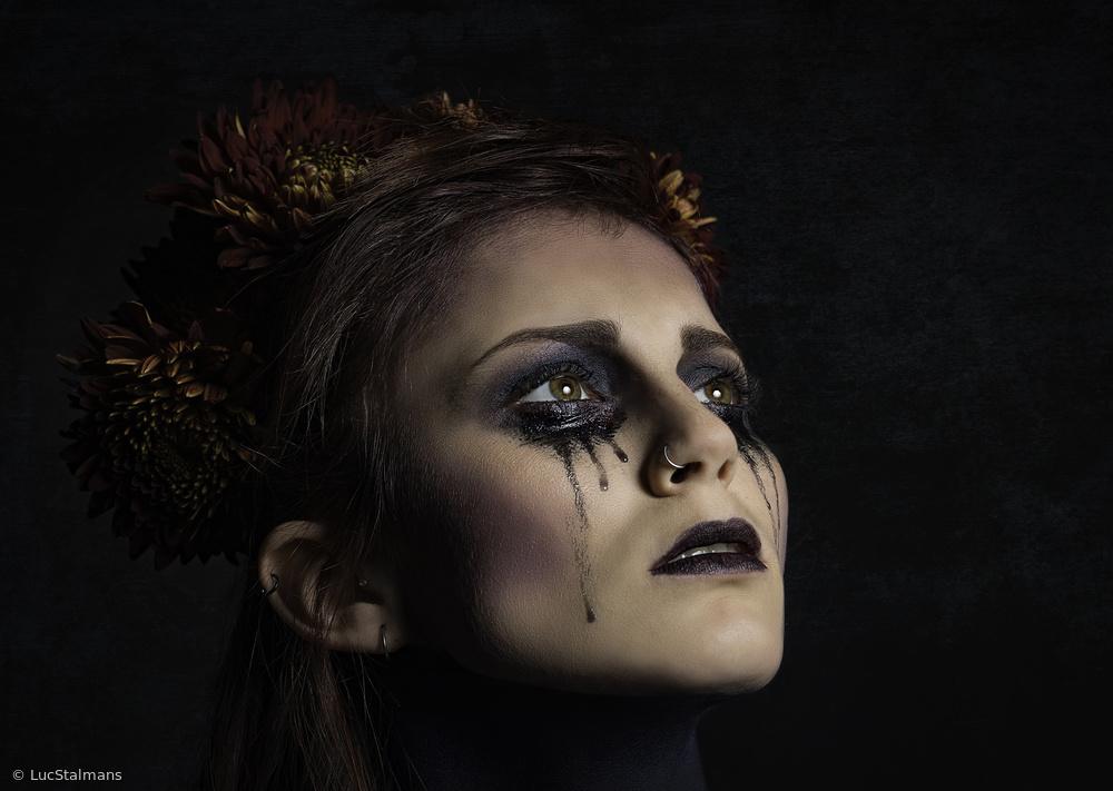 Fotokonst Dark Emotions