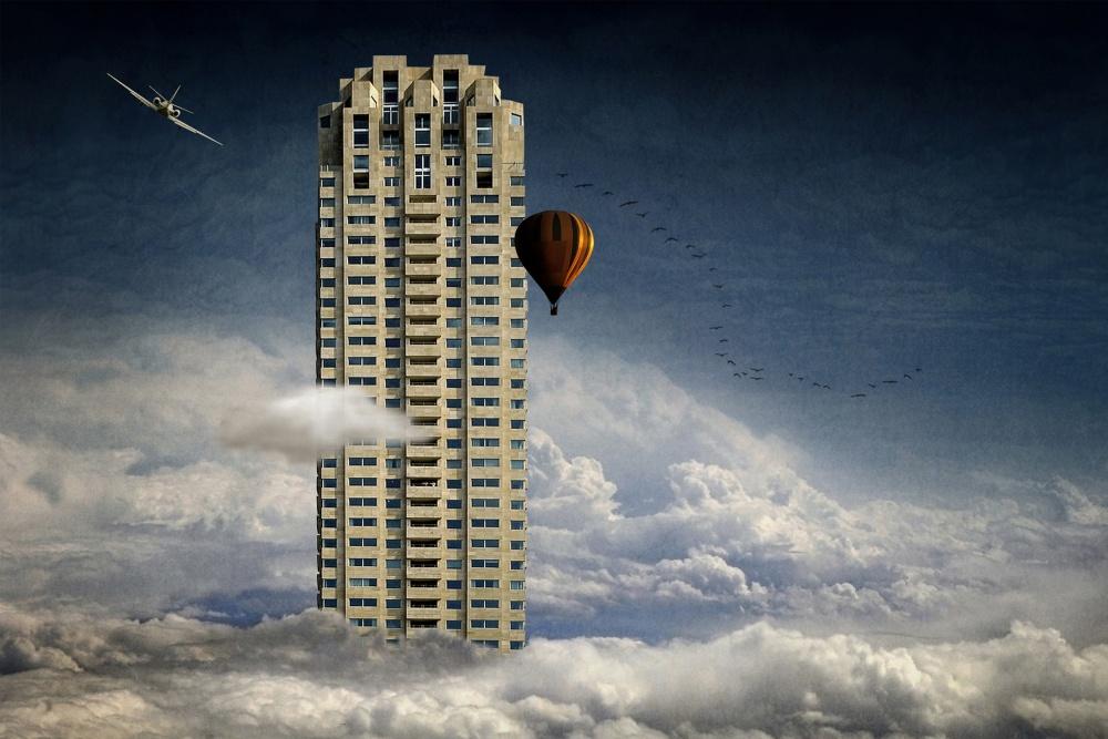 Poster Extreme skyscraper