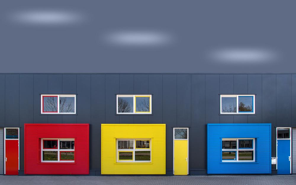 Fotokonst Colours