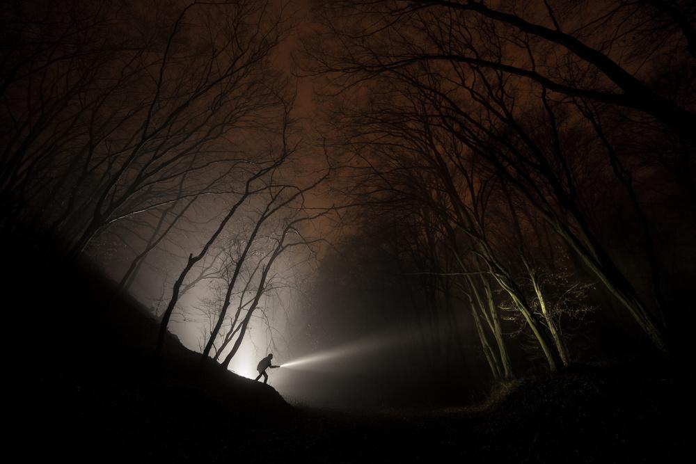Poster Night explorer