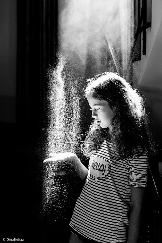 Fotokonst We live the magic