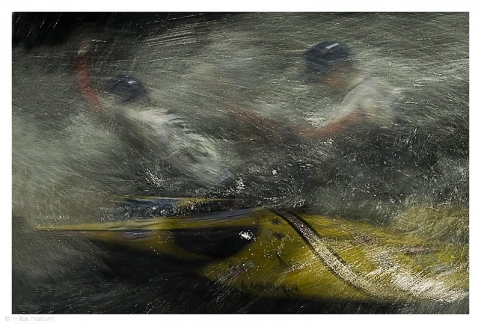 Fotokonst Race