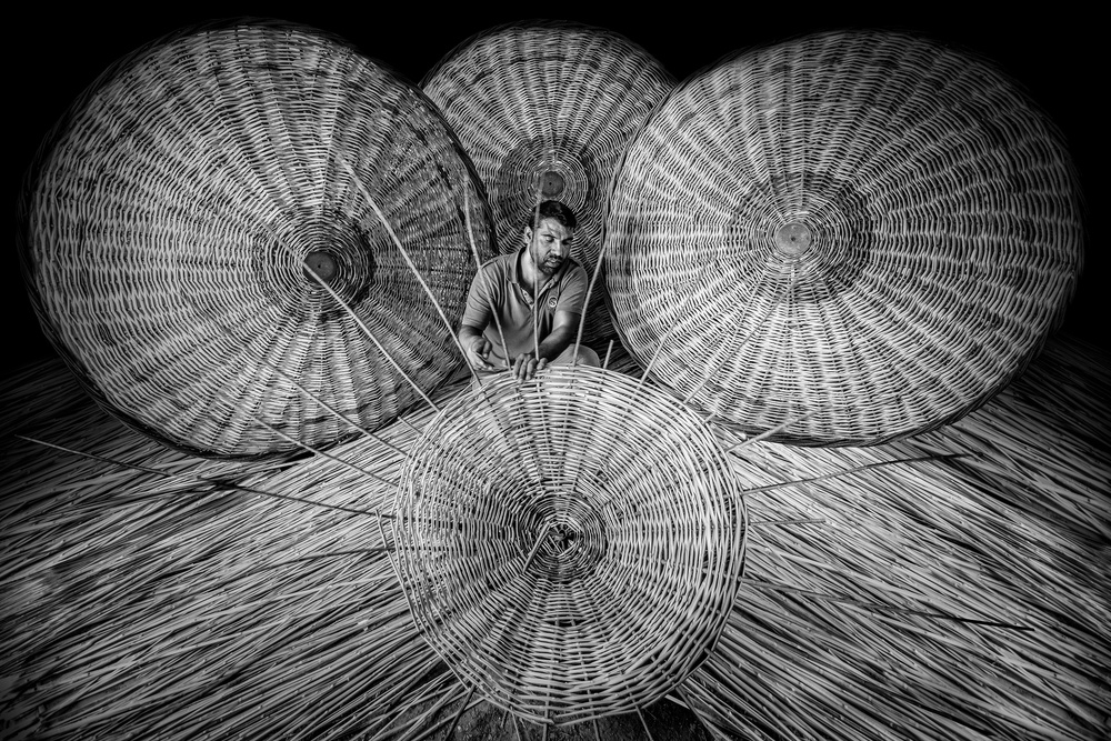 Fotokonst umbrella