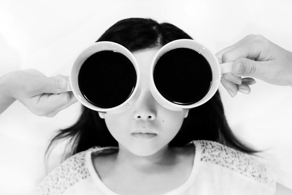 Fotokonst Big glasses