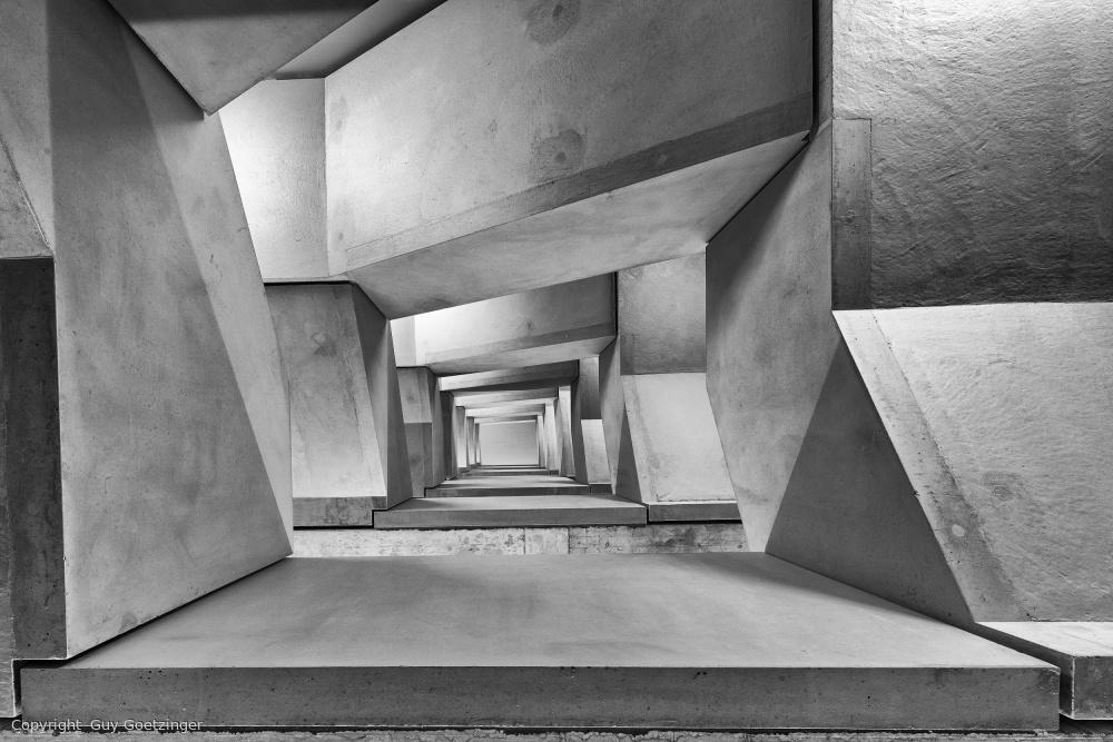 Fotokonst downstairs