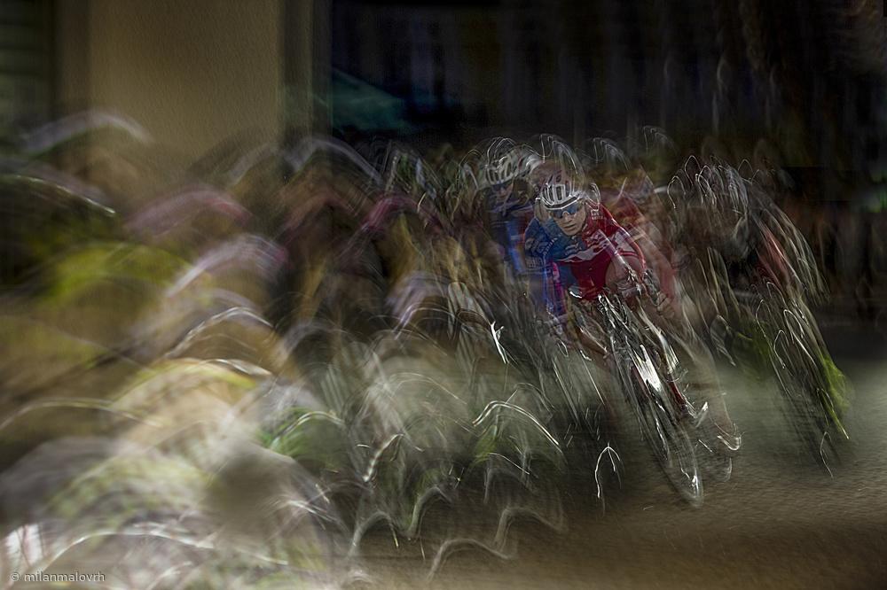 Fotokonst street race
