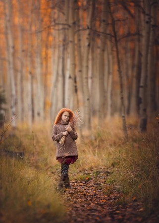 Autumn Bliss by Lisa Holloway