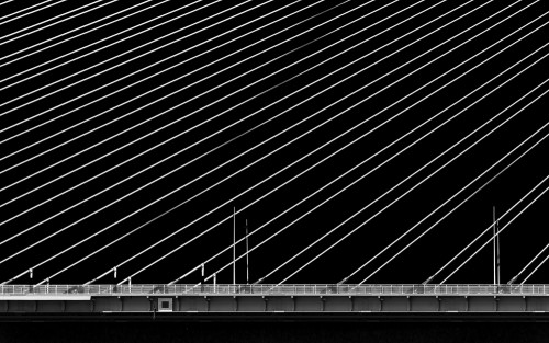 Rio bridge by Gianni Giatilis