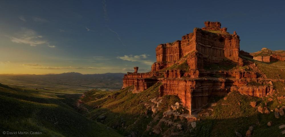 Fotokonst Small Canyon