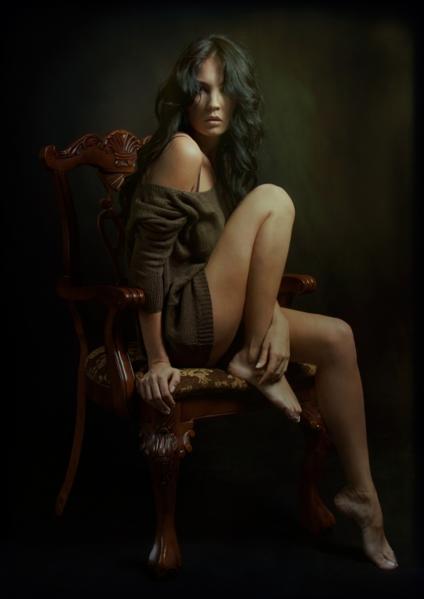 Portrait of Helen