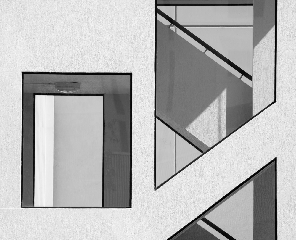 Poster Stairwell Geometry