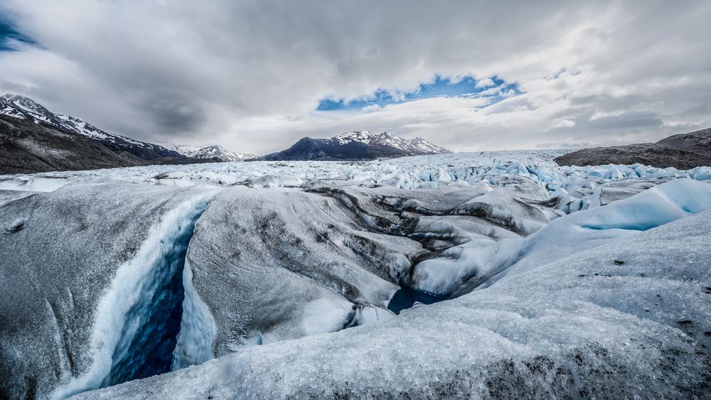 Fotokonst Glaciar