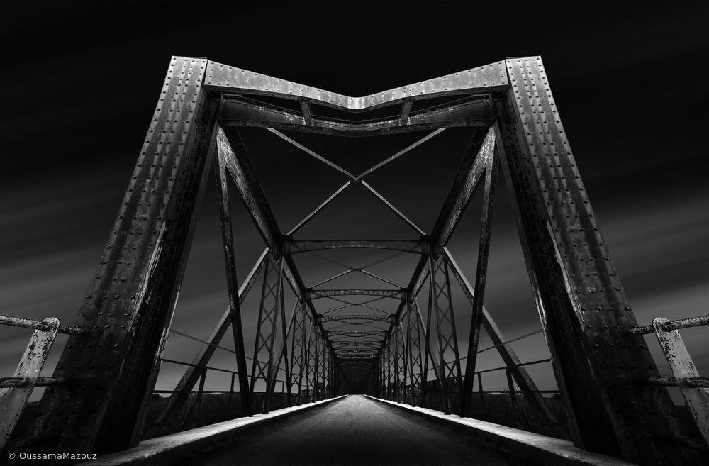 Fotokonst The Old Bridge