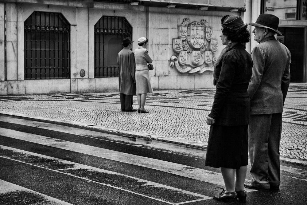 Carlos Lopes Franco: real life storytelling street photography