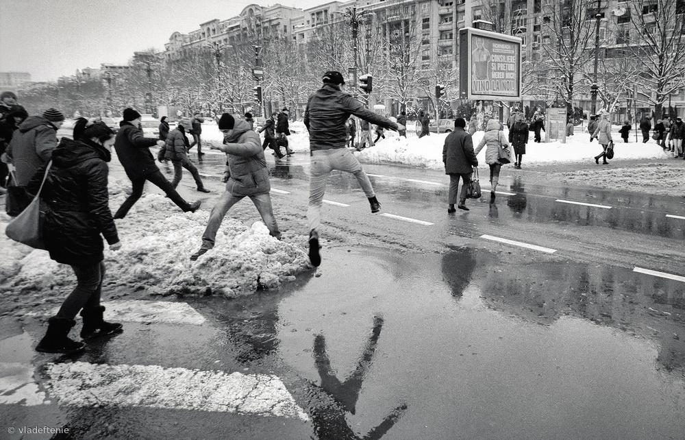 Fotokonst Winter olympics