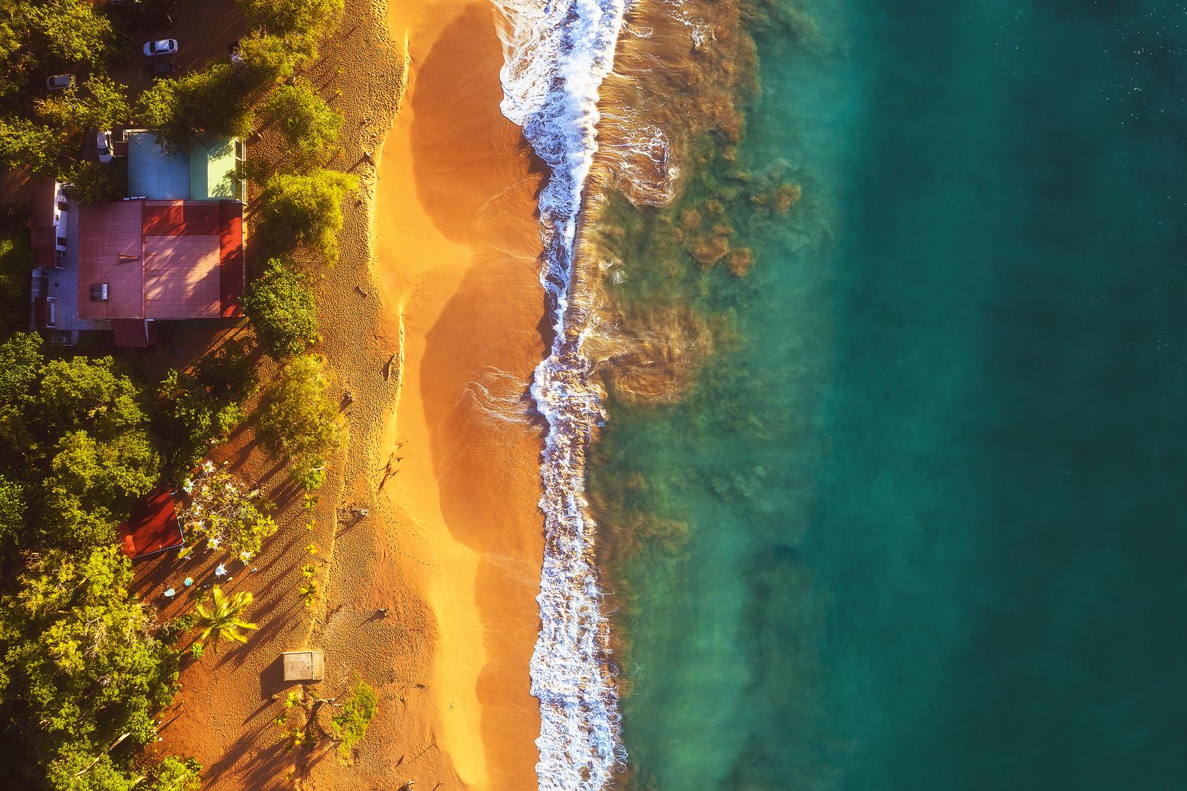 Guadeloupe   Plage de la Perle