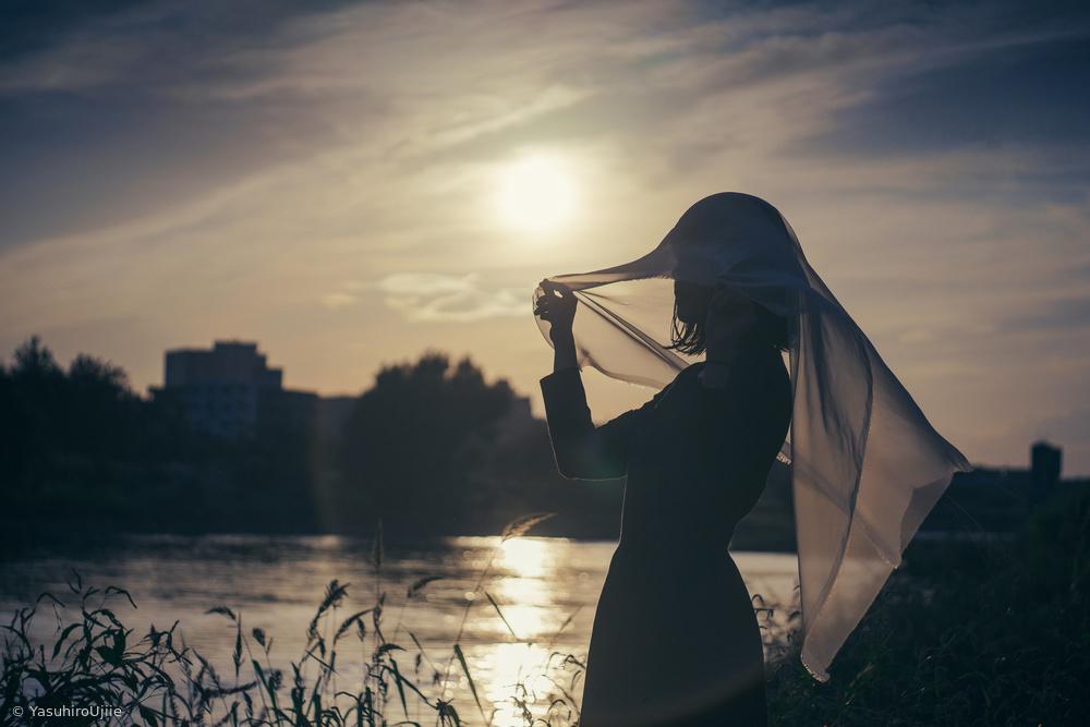 Fotokonst Afterglow