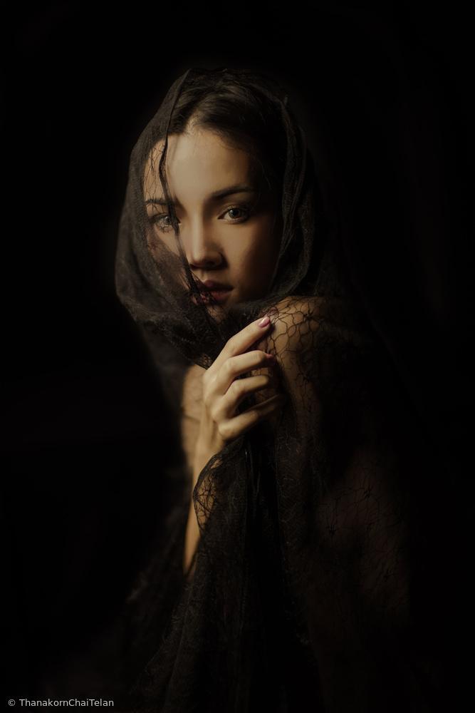 Fotokonst Madonna