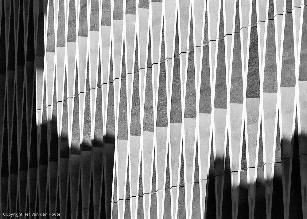 Fotokonst Shadow lines