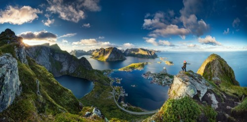 Reinebringen views by Dr. Nicholas Roemmelt