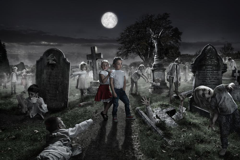 Poster Happy Hallowe'en