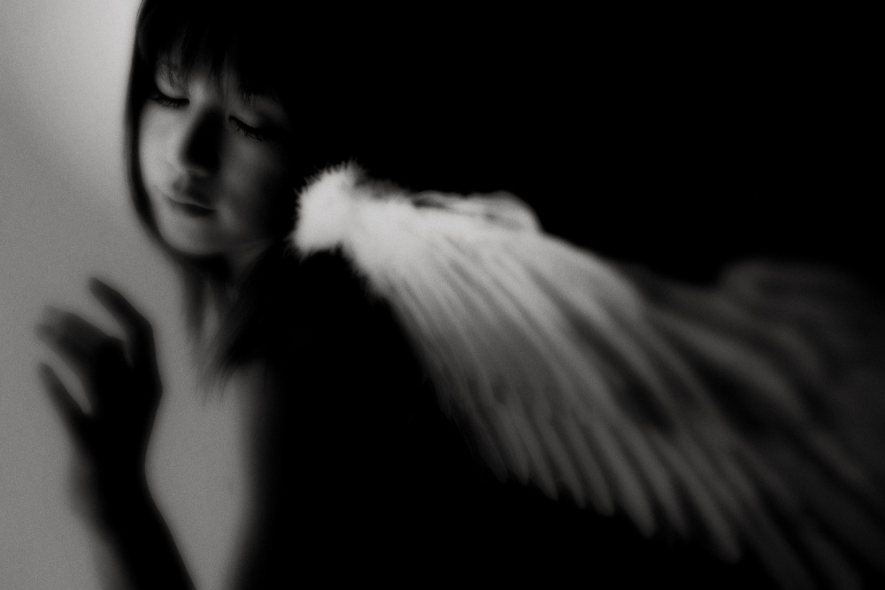 Poster  a flightless angel