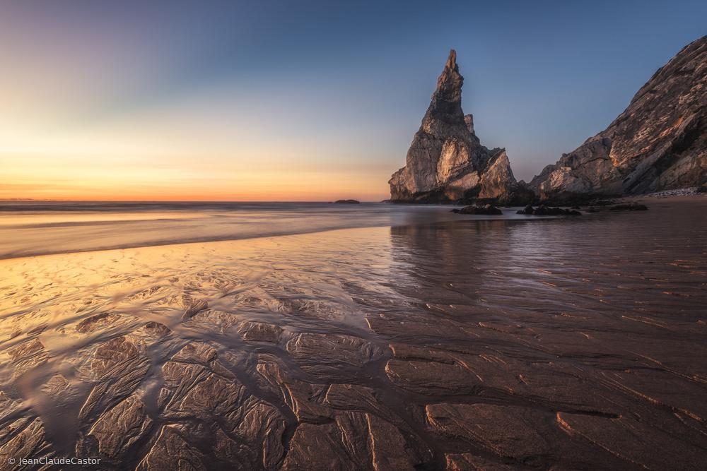 Fotokonst Portugal - Praia da Ursa