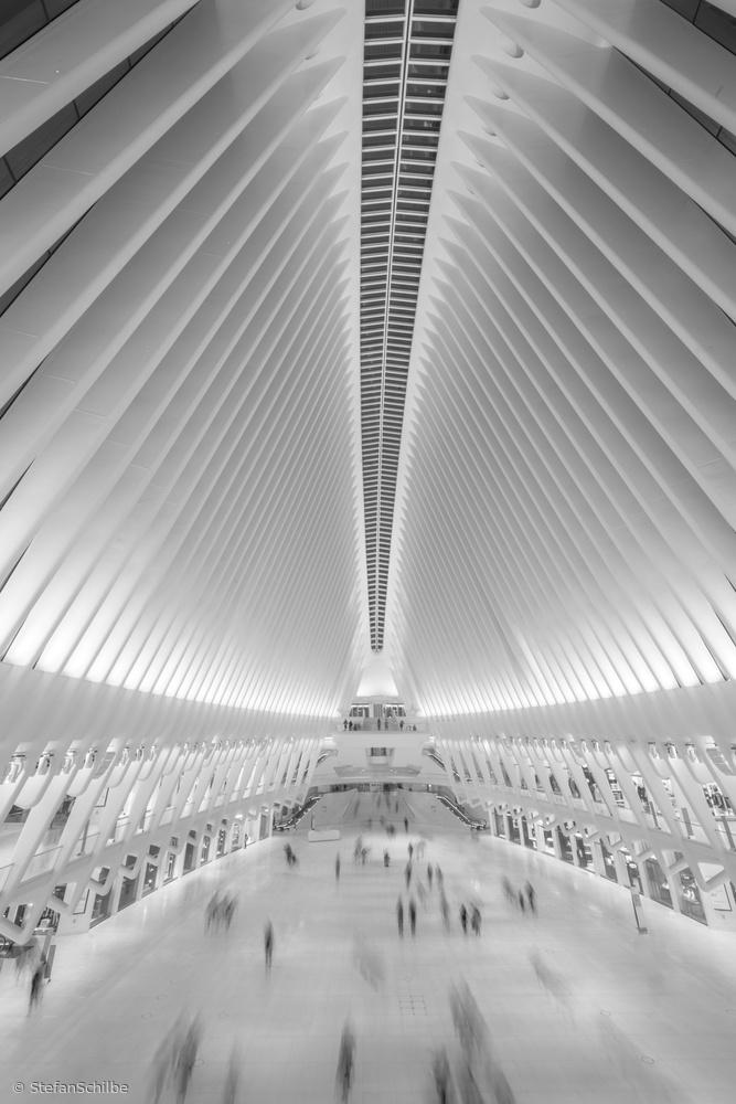 Fotokonst NY in motion