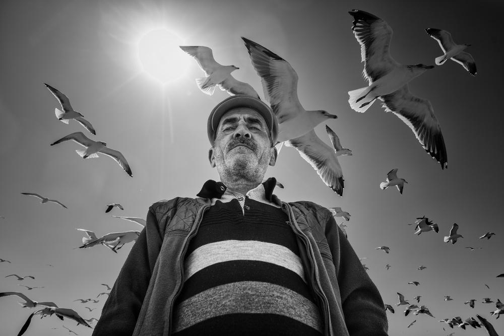 Fotokonst Under the sky
