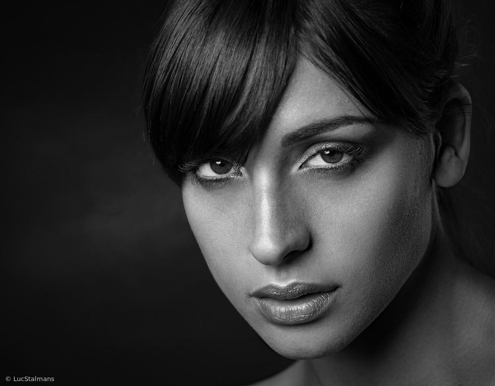 Fotokonst Donna Sensitiva II