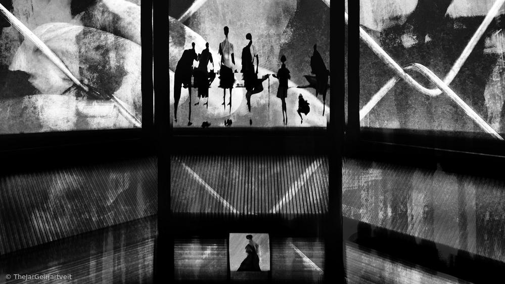 Fotokonst WIDE SCREEN WORLD