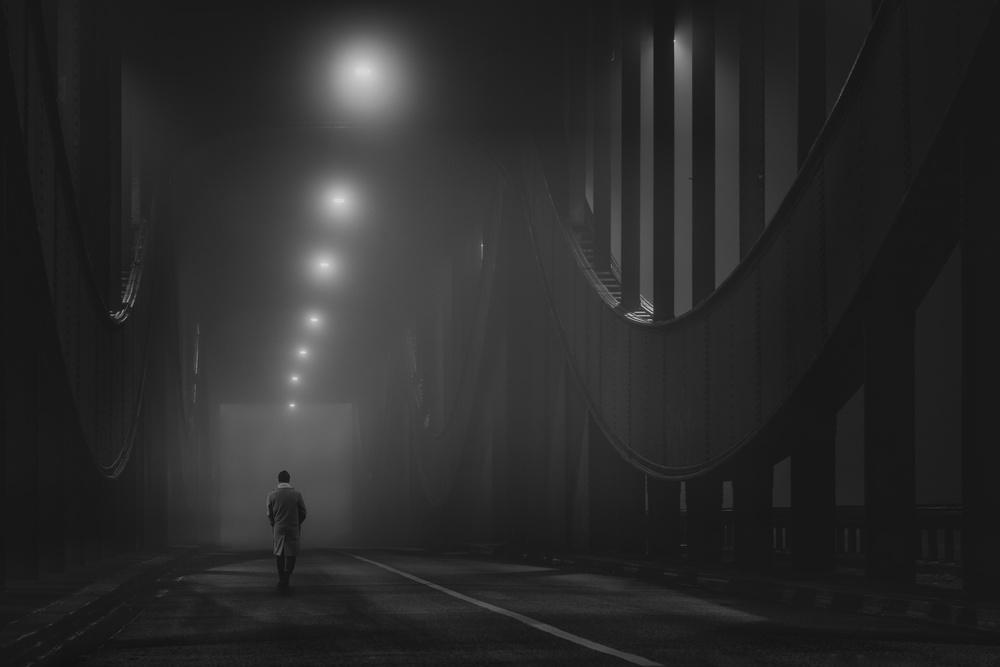 Fotokonst into the night II