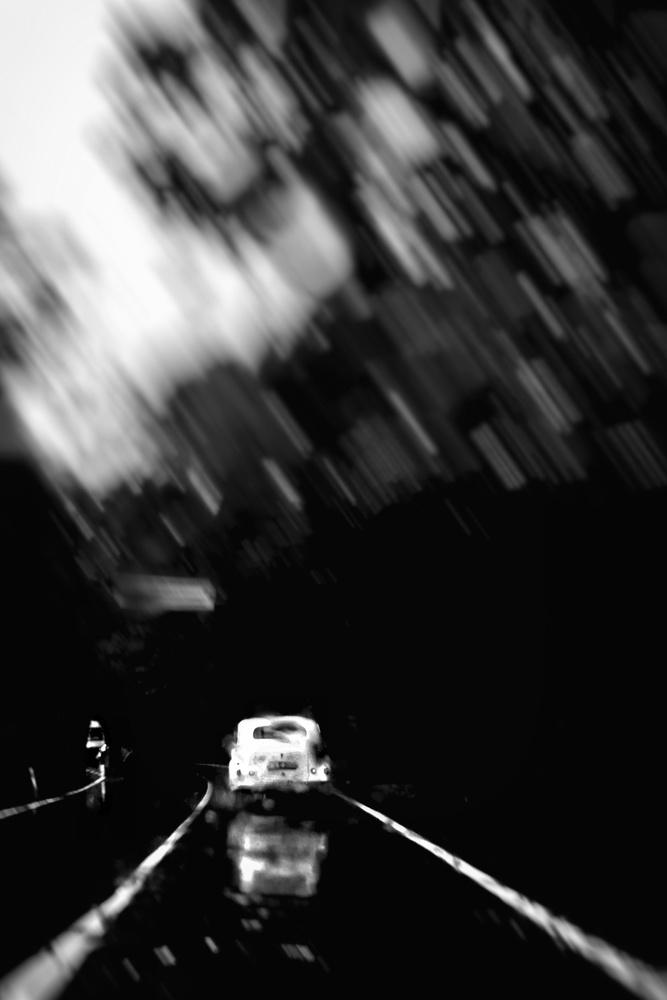 Fotokonst rain