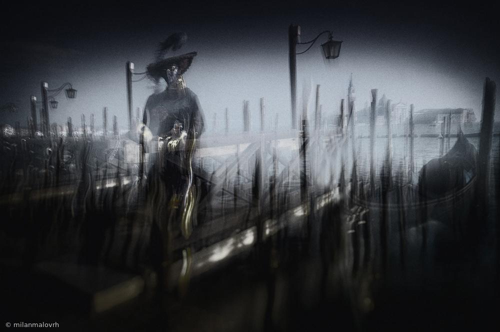 Fotokonst Simbols of Venice