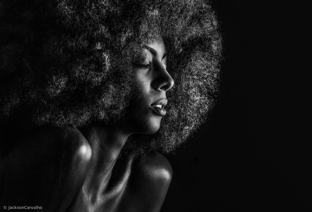 Fotokonst Between Lights and Shadows