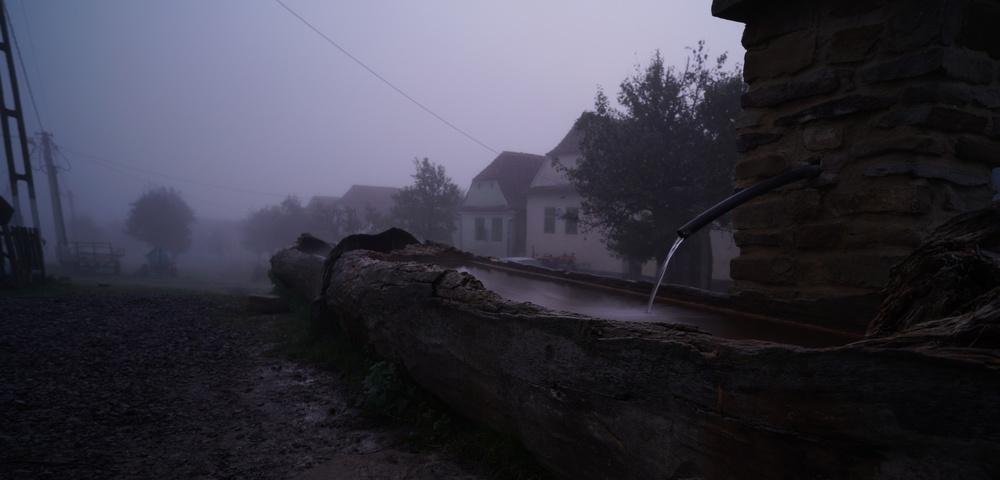 Fotokonst Transiylvania..