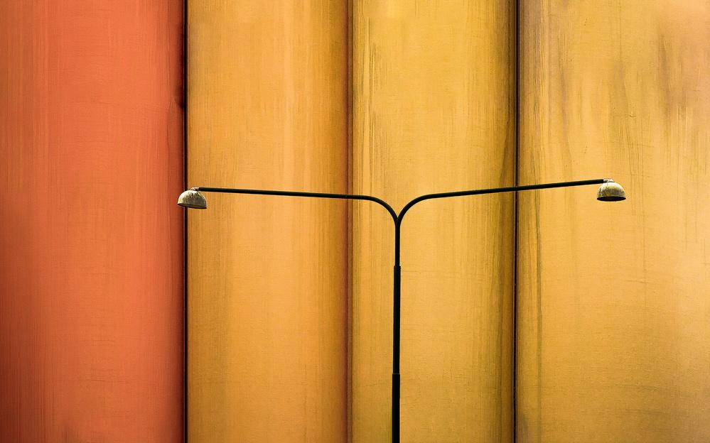 Fotokonst Street lamp