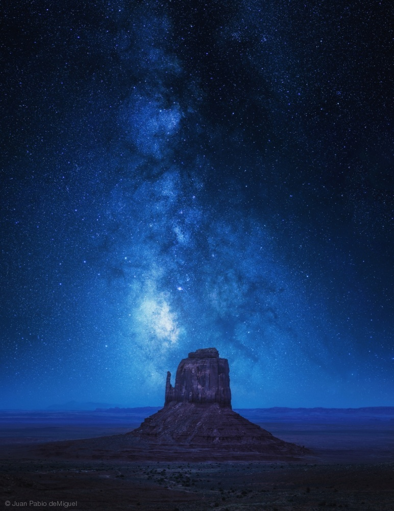 Poster Monument Milkyway