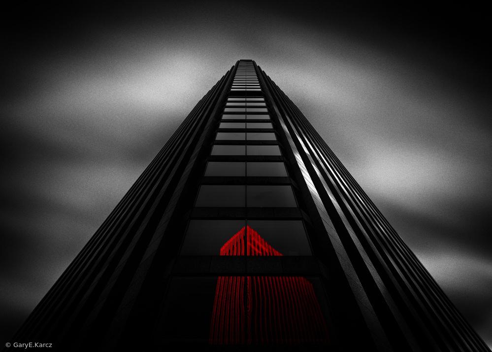 Fotokonst A Buildings Heart