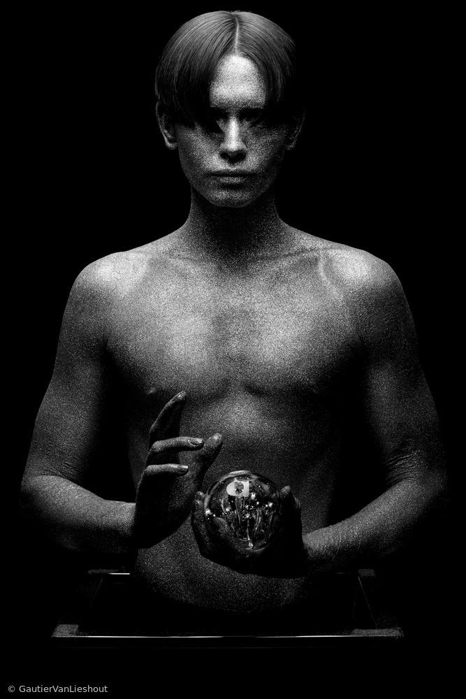 Fotokonst New Psychic