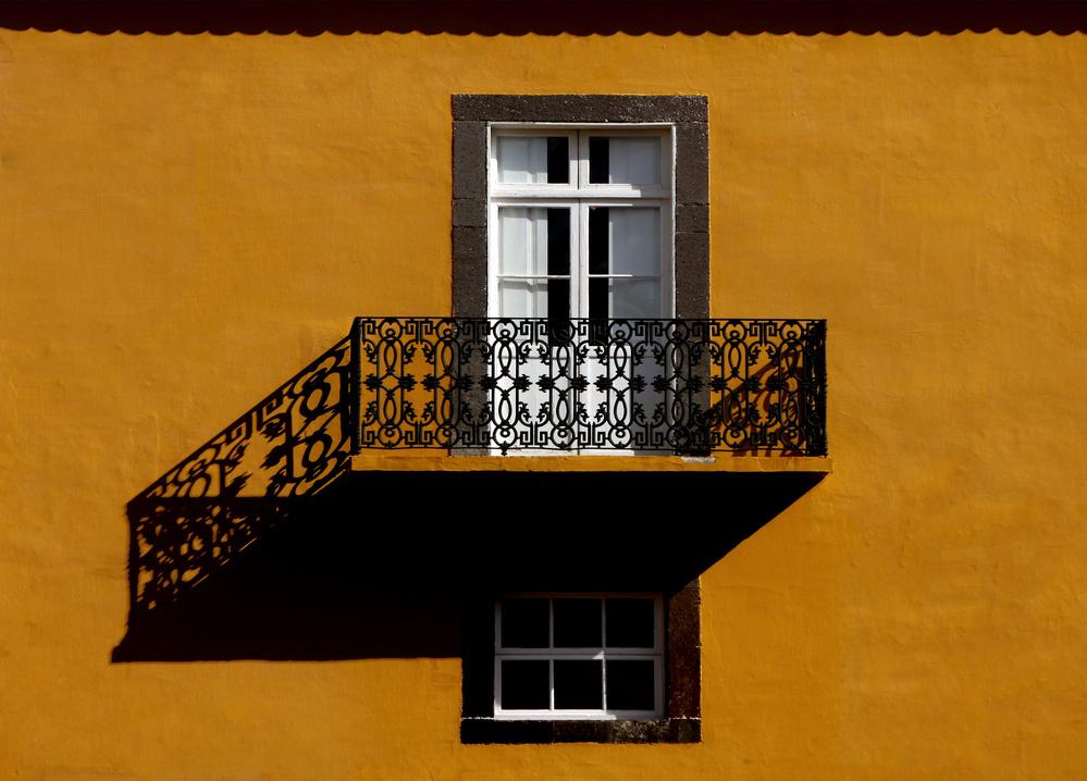 Fotokonst Balcon