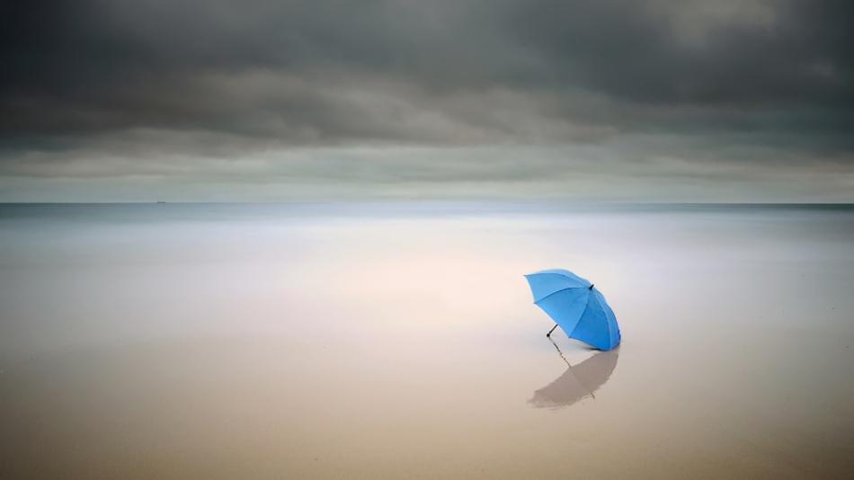 Fotokonst Summer Rain