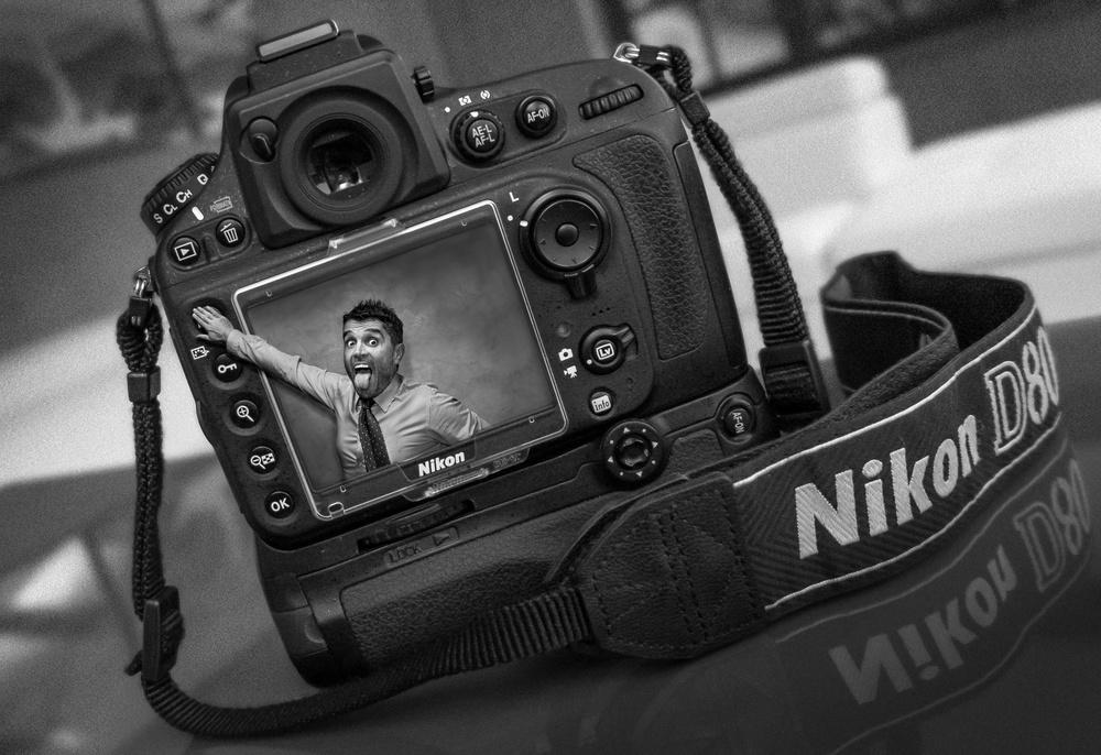 Poster I'm Nikon