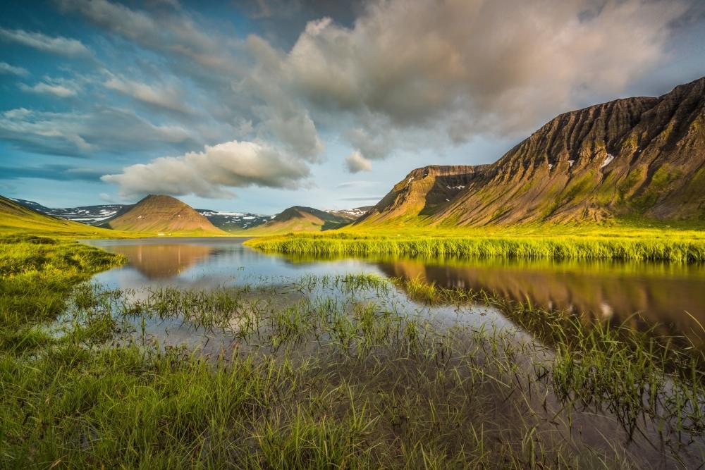 Fotokonst the fjord