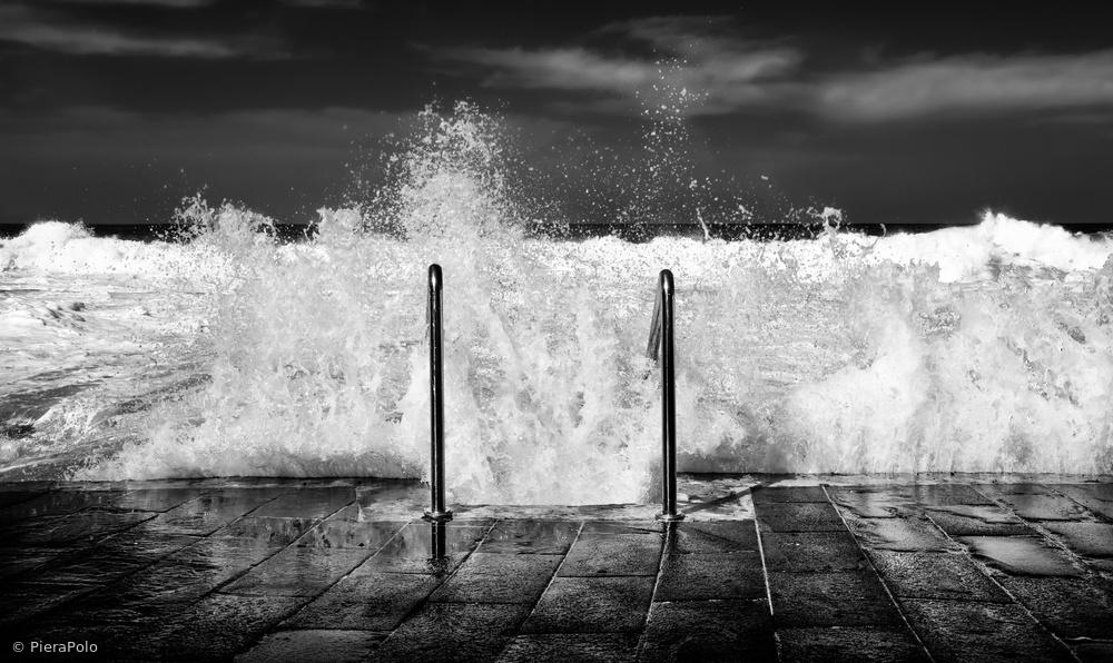Fotokonst I need the sea...