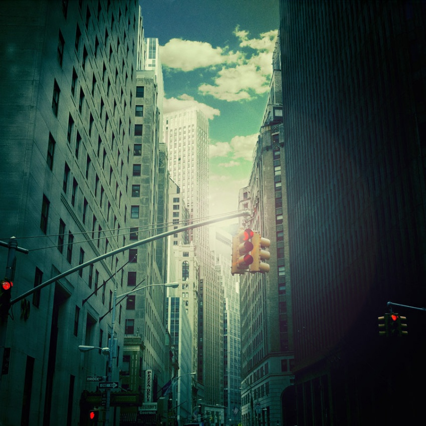 Fotokonst downtown
