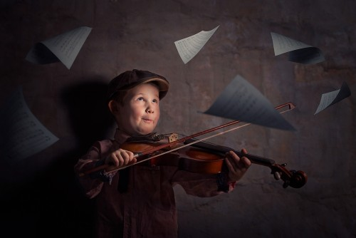 The Magic of Music by Adrian Vrican