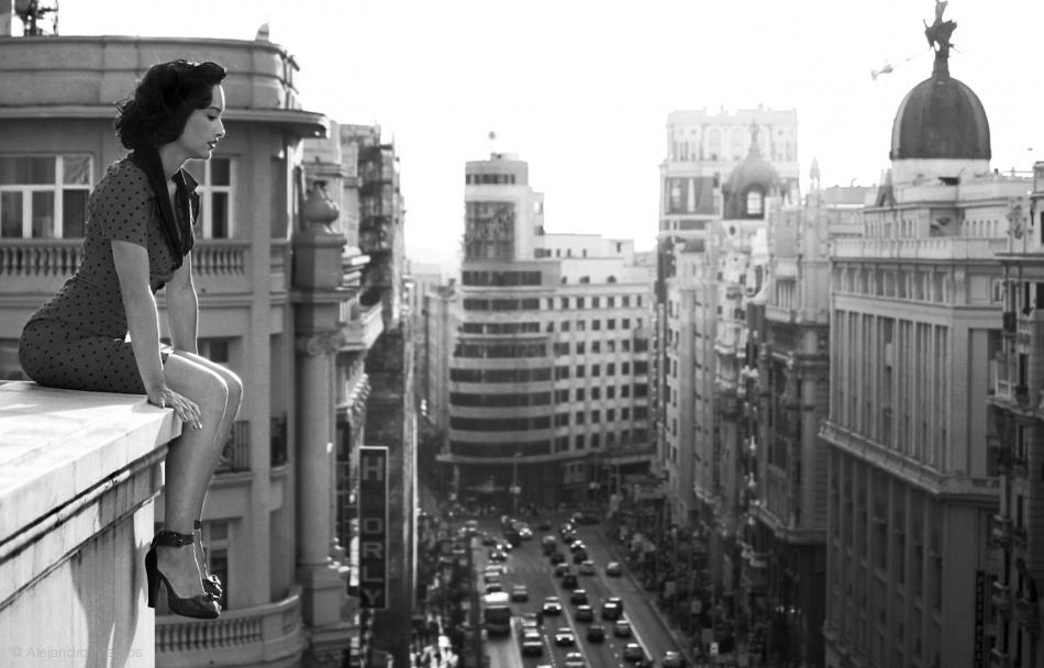 Fotokonst Mad Madrid