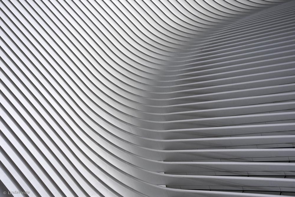 Fotokonst Calatrava Curves # 2